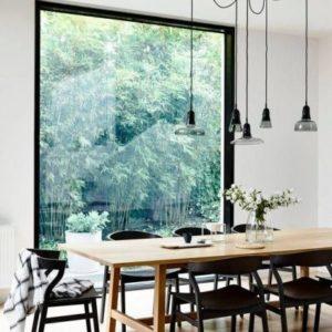 Ідеї незвичайного оформлення вікон