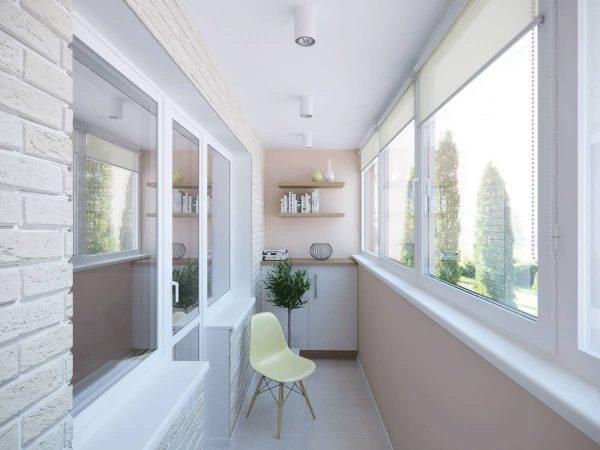Засклення балконів — кращий варіант облагороджування балконного простору