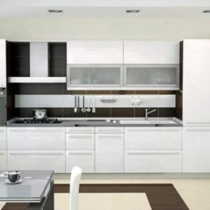 Кухня в білих кольорах: стилі, секрети дизайну, фото
