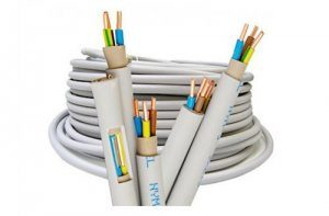 Провід для електропроводки