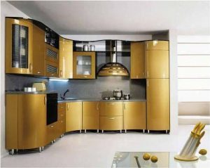 Які фасади для кухні краще?
