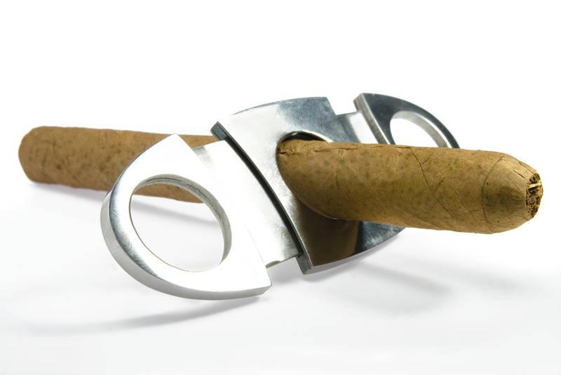 Як обрізати сигари і все що треба знати про гільотину