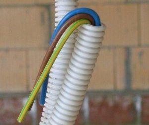 Кольори електропроводки