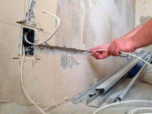 Заміна електропроводки в квартирі