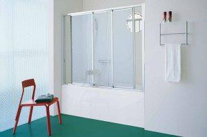 Штори зі скла для ванної — поради з вибору від МЗФ