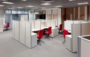 Офісні перегородки – особливості, різновиди, ціни і процес установки