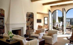Середземноморський стиль в інтер'єрі будинку
