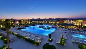 Рейтинг: топ 5 розкішних готелів у Шарм-ель-Шейху