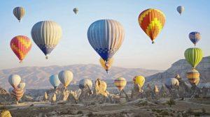 Політ на повітряній кулі в Каппадокії: мої враження