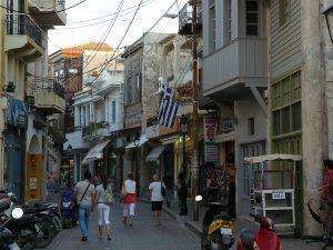 Неосяжний острів Крит. Частина 1-я: Ретімно.