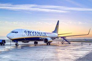Ryanair знову виходить на український ринок. Квитки від 10 євро!