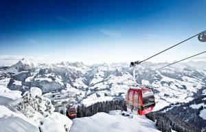 10 кращих гірськолижних курортів Австрії